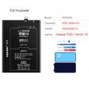Оригинальная батарея Honor 10 NOHON - 4020 Mah для Honor 10, Huawei P20