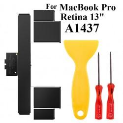 Оригинальная батарея A1437 NOHON - 6600 Mah для Apple MacBook Pro retina 13