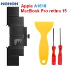Оригинальная батарея A1618 NOHON - 8755 Mah для Apple MacBook Pro retina 15