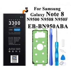 Оригинальная батарея N9500 NOHON - 3300 Mah для Samsung Galaxy Note 8