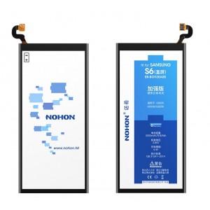Оригинальная батарея EB-BG920ABE NOHON - 2550 Mah для Samsung Galaxy S6