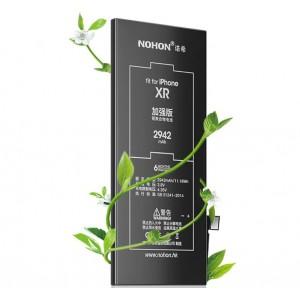 Оригинальная батарея XR NOHON - 2942 Mah для Apple iPhone XR