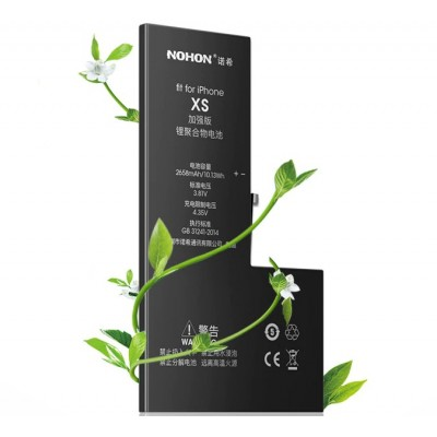 Оригинальная батарея XS NOHON - 2658 Mah для Apple iPhone XS