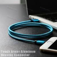 Оригинальный низкопрофильный кабель 2 метра TIEGEM Pin-USB iPhone, USB 3.1 - 480Mbps с высоким качеством нейлона