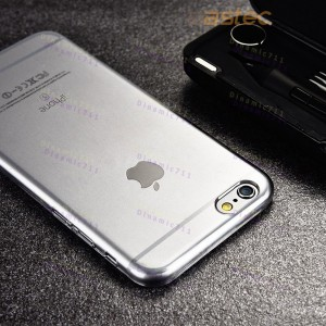 Оригинальный силиконовый чехол бампер apple Iphone 6 6S