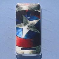 Оригинальный цветной чехол бампер для Asus zenfone 5 (A500CG, A501CG)