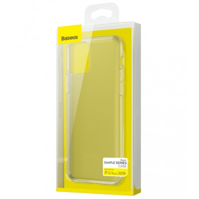 Ультратонкий чехол Baseus Simple Series case - Apple iPhone 11 Pro