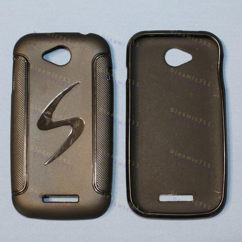 Оригинальный силиконовый чехол для lenovo A760