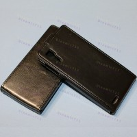 Флип чехол книжка для Lenovo P780, черный цвет ТОП продаж!