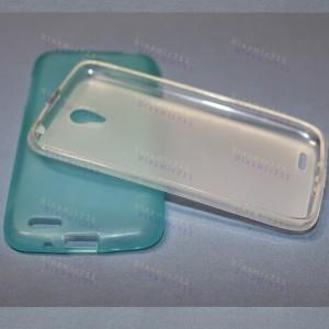 Оригинальный силиконовый чехол для lenovo S650
