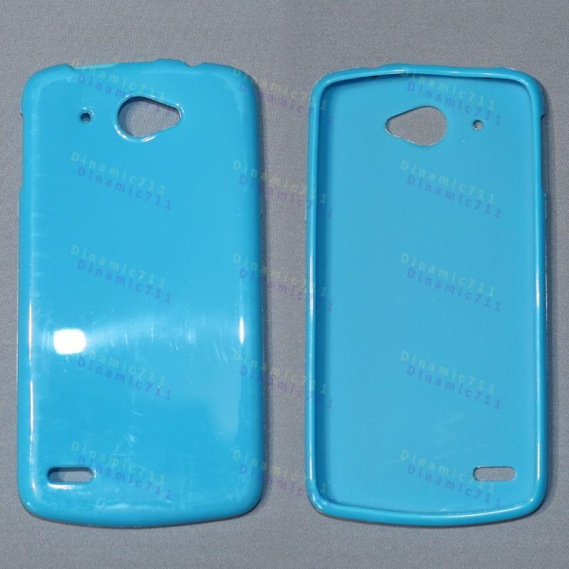 Оригинальный силиконовый чехол для lenovo S920