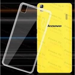 Оригинальный силиконовый чехол бампер Lenovo K3 note K50T5 + защитная пленка