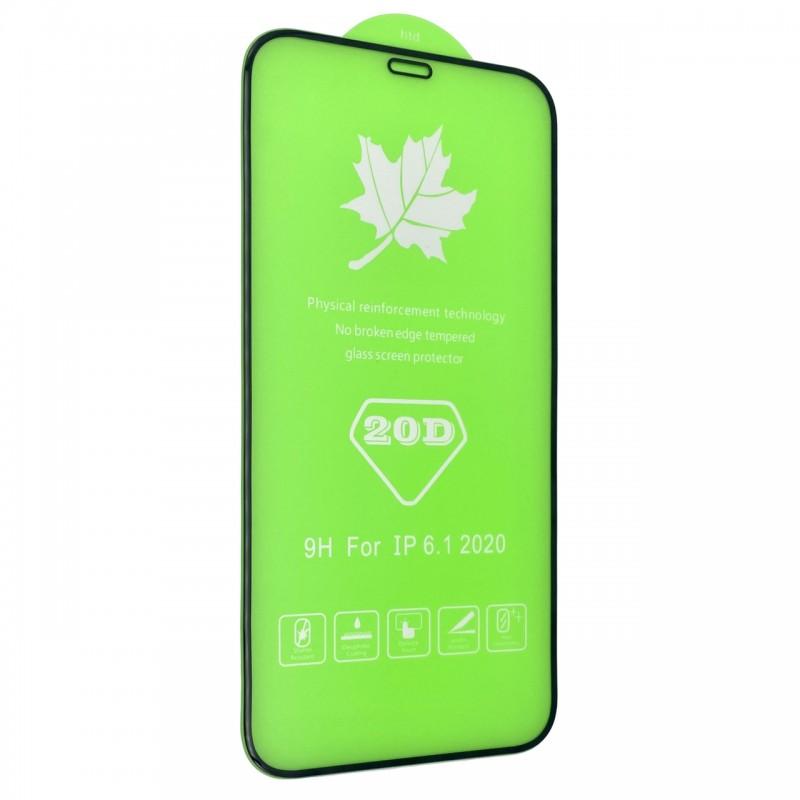 Оригинальное защитное стекло для смартфона Apple Iphone 12 Mini (20D)