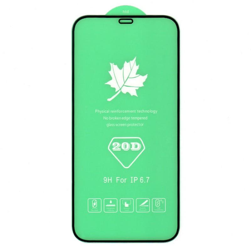 Оригинальное защитное стекло для смартфона Apple Iphone 12 Pro Max (20D)