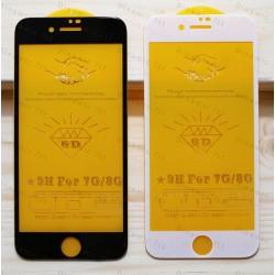 Оригинальное защитное стекло для смартфона Apple Iphone 8 (6D)