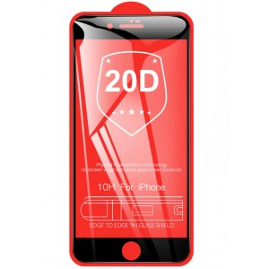 Оригинальное защитное стекло для смартфона Apple iPhone SE 2020 (20D)
