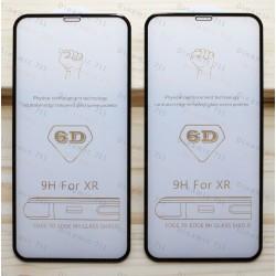 Оригинальное защитное стекло для смартфона Apple Iphone XR (6D)