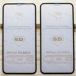 Оригинальное защитное стекло для смартфона Apple Iphone XS Max (6D)