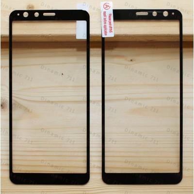 Оригинальное защитное стекло для смартфона Asus Max Plus M1 ZB570TL (3D)