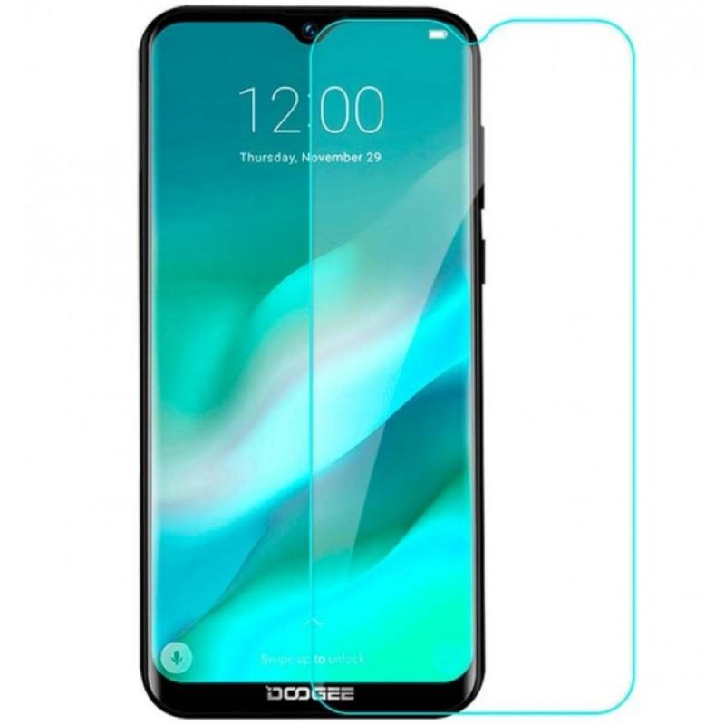 Оригинальное защитное стекло для смартфона Doogee X90L