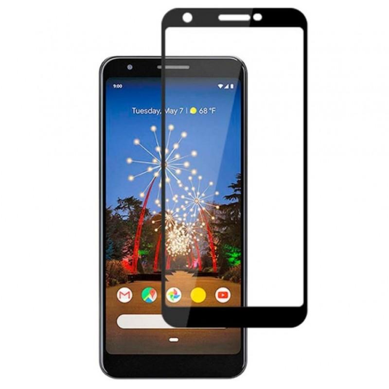 Оригинальное защитное стекло для смартфона Google Pixel 3a
