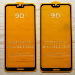 Оригинальное защитное стекло для смартфона Huawei Honor 9i (9D)