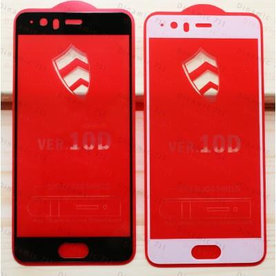 Оригинальное защитное стекло для смартфона Huawei P10 Plus (10D)