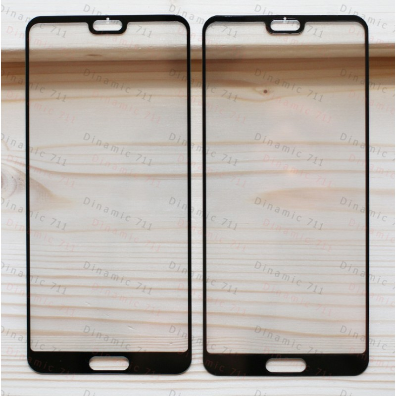 Оригинальное защитное стекло для смартфона Huawei P20