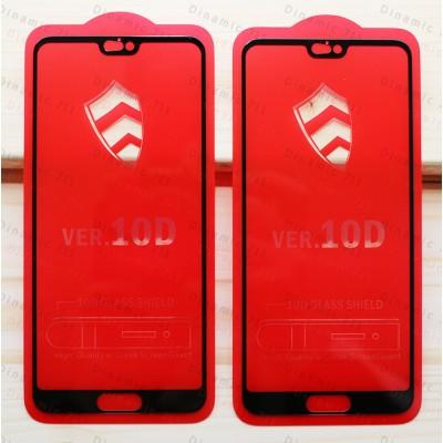 Оригинальное защитное стекло для смартфона Huawei P20 (10D)