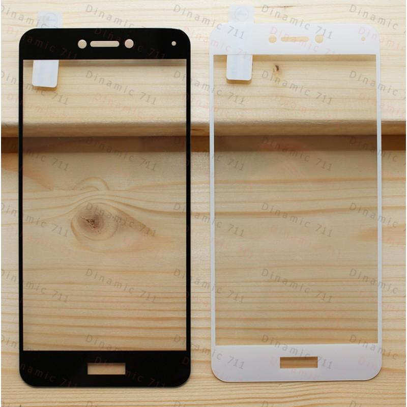 Оригинальное защитное стекло для смартфона Huawei P8 Lite 2017