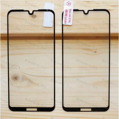 Оригинальное защитное стекло для смартфона Huawei Y5 2019 (3D)