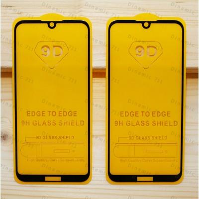 Оригинальное защитное стекло для смартфона Huawei Y5 2019 (9D)