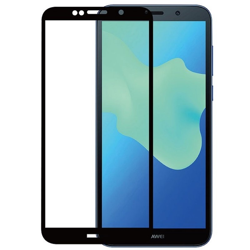 Оригинальное защитное стекло для смартфона Huawei Y5 Prime 2018