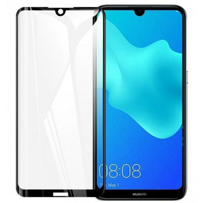 Оригинальное защитное стекло для смартфона Huawei Y6p 2020 (3D)