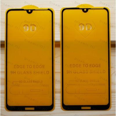 Оригинальное защитное стекло для смартфона Huawei Y7 2019 (9D)