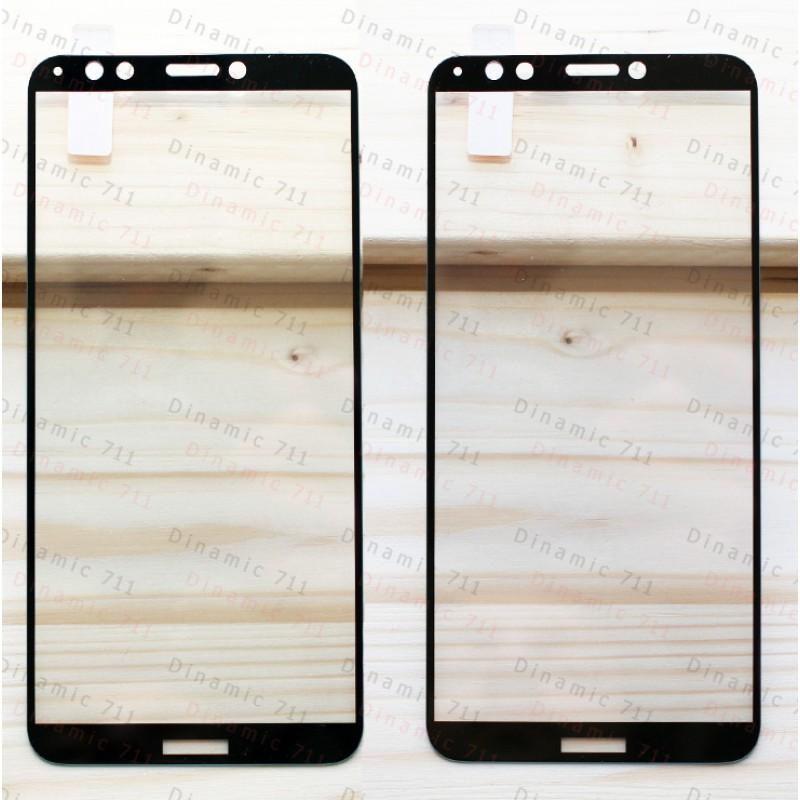 Оригинальное защитное стекло для смартфона Huawei Y7 Prime 2018
