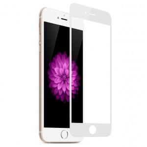 Оригинальное защитное стекло для смартфона Apple Iphone 6 6S  (3D)