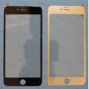 Оригинальное бронированное закаленное стекло Apple Iphone 6 Plus с олеофобным покрытием - 3D