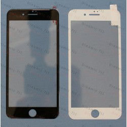Оригинальное бронированное закаленное стекло Apple Iphone 7 Plus с олеофобным покрытием - 3D