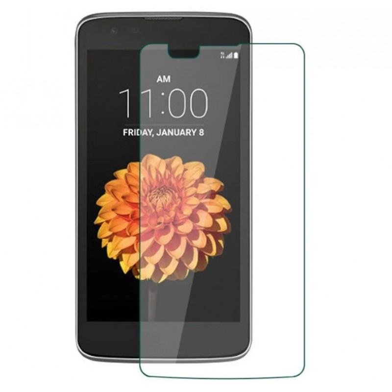 Оригинальное защитное стекло для смартфона LG K8 K350E