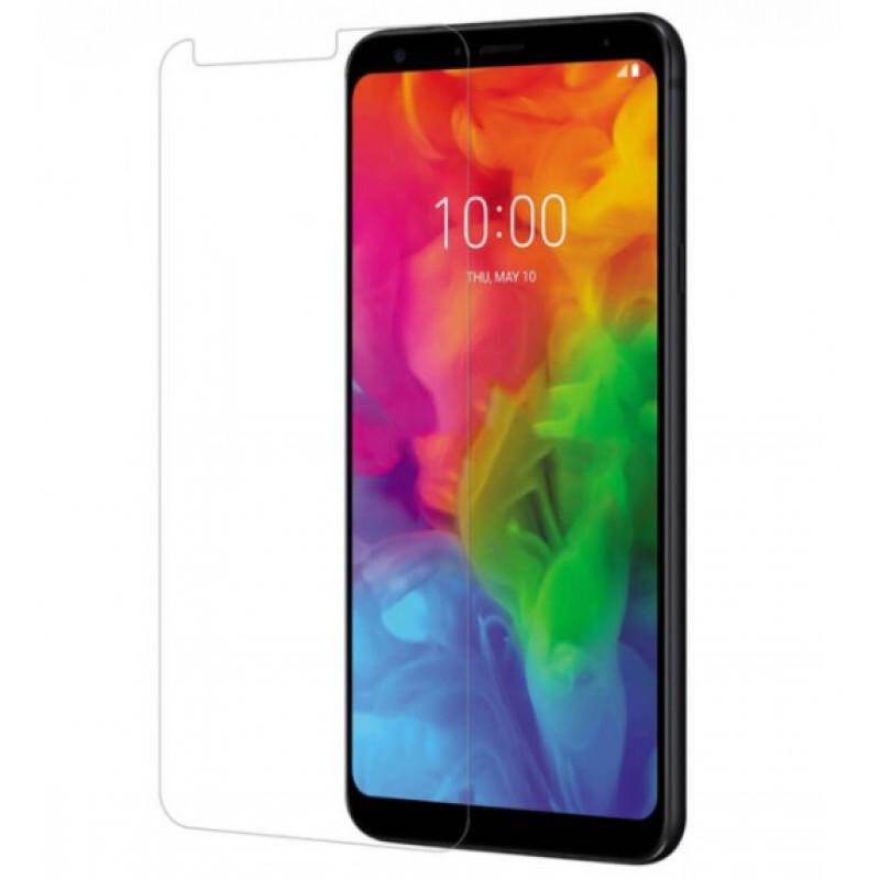 Оригинальное защитное стекло для смартфона LG Q7+