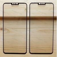 Оригинальное защитное стекло для смартфона LG V40 ThinQ (3D)