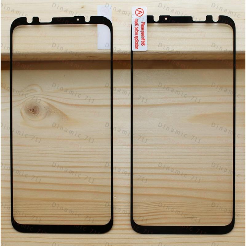 Оригинальное защитное стекло для смартфона Meizu M16 (3D)