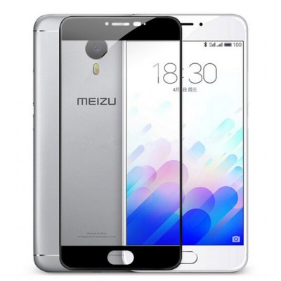 Оригинальное защитное стекло для смартфона Meizu M3, M3 mini
