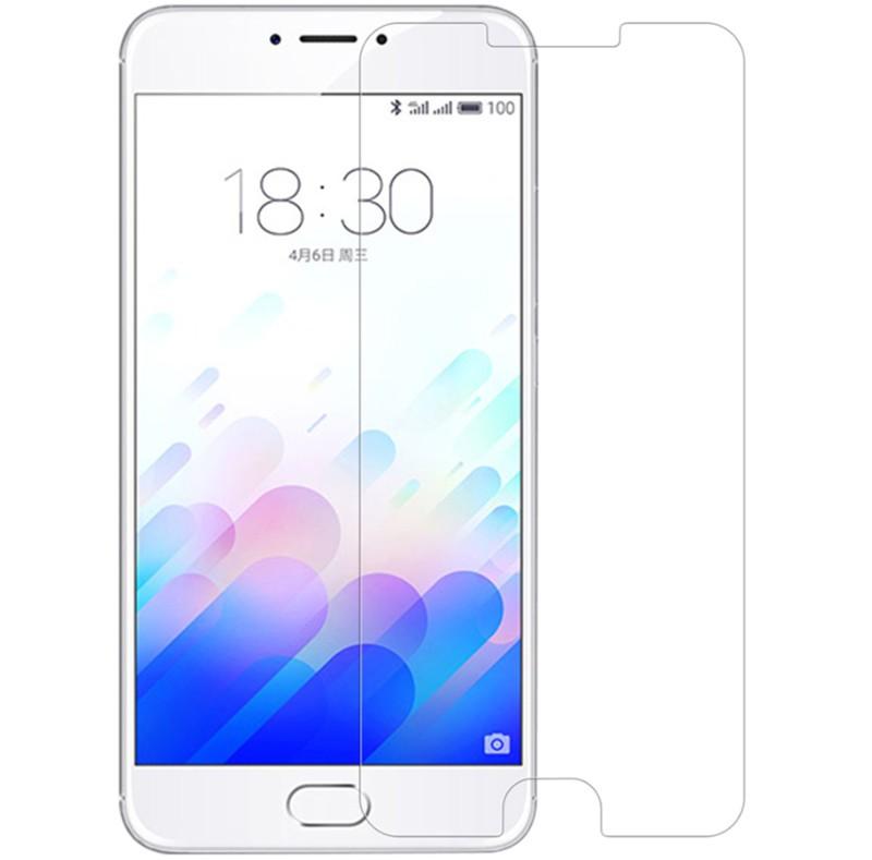 Оригинальное защитное стекло для смартфона Meizu M3 Note