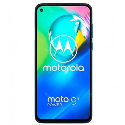 Оригинальное защитное стекло для смартфона Motorola Moto G8 Power XT2041 (3D)