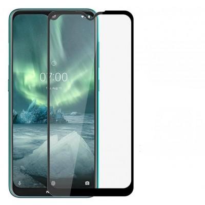 Оригинальное защитное стекло для смартфона Nokia 2.3 2020 (3D)