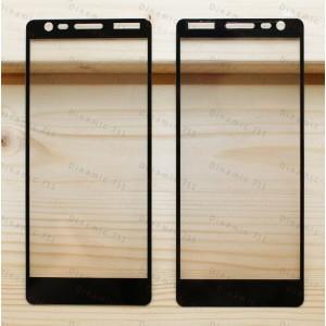 Оригинальное защитное стекло для смартфона Nokia 3.1 2018 (3D)