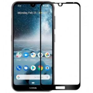 Оригинальное защитное стекло для смартфона Nokia 4.2 2019 (3D)
