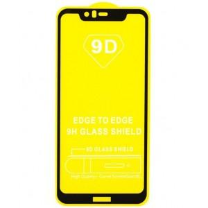 Оригинальное защитное стекло для смартфона Nokia 5.1 Plus 2019 (9D)